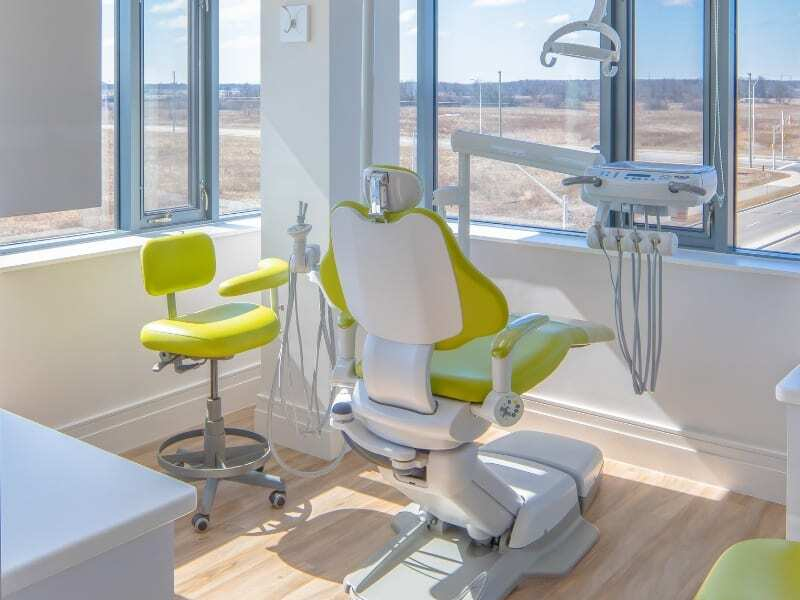 Kiwi Dental Operatory