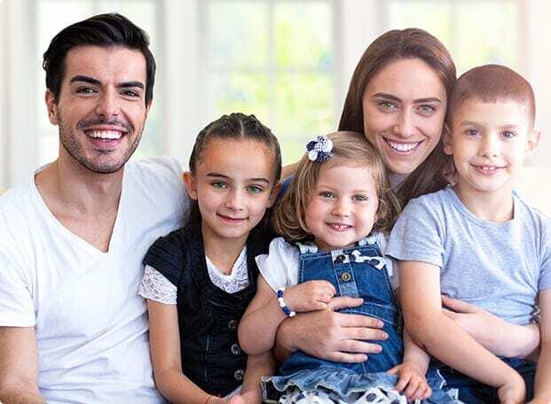 Kiwi Dental Family Picture
