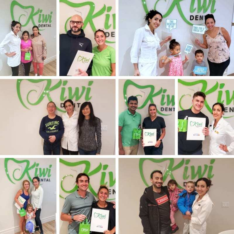 Kiwi Dental patients