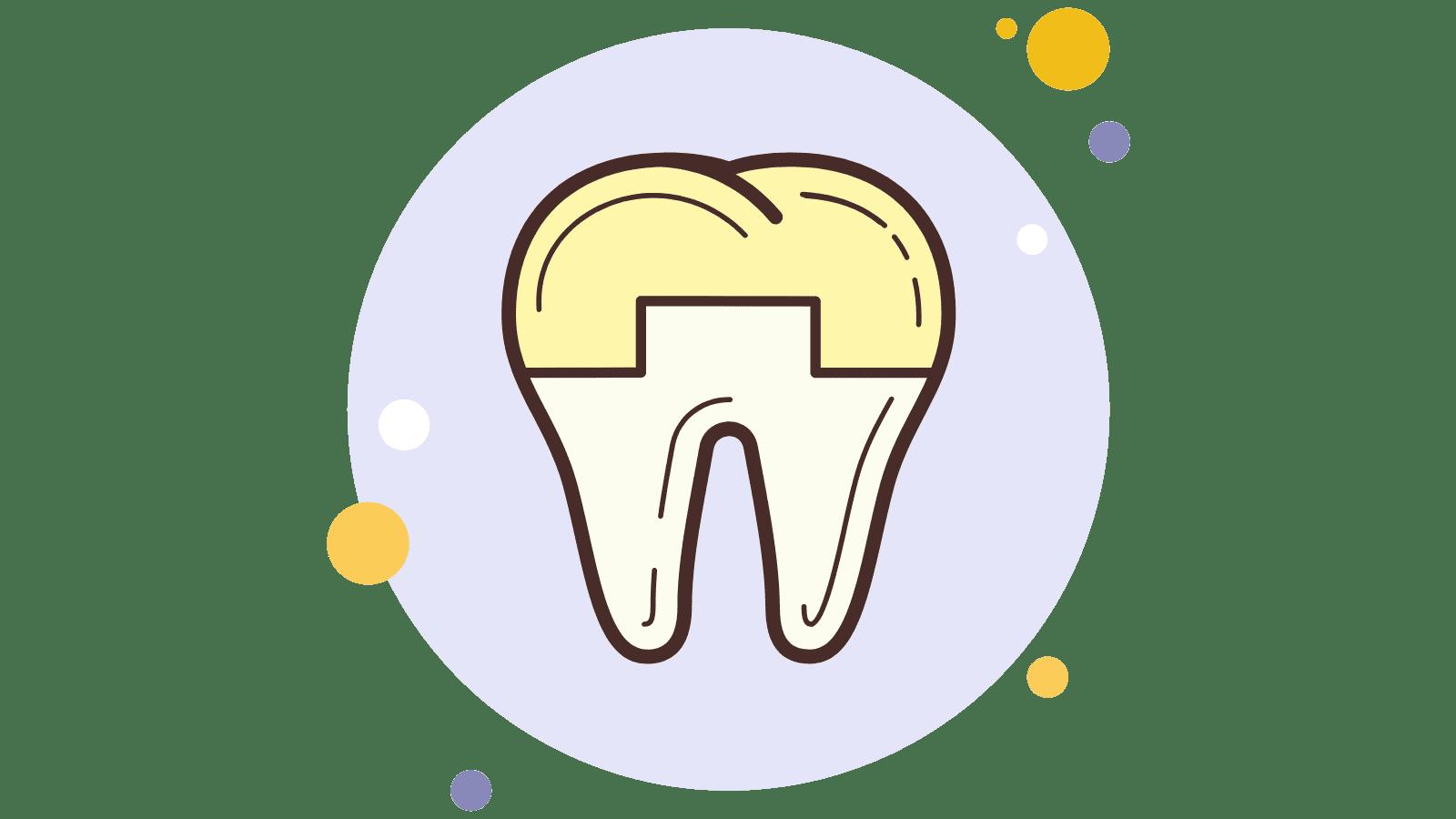 dental crown clipart